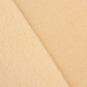 Hrubý úplet s polyesterom - česaný (D 300)