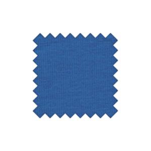 100% bavlna modrá