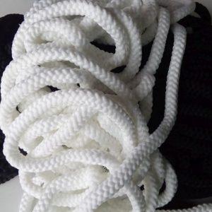 Bavlnena snurka okruhla 12mm