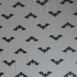 Vzor potlace s netopiermi